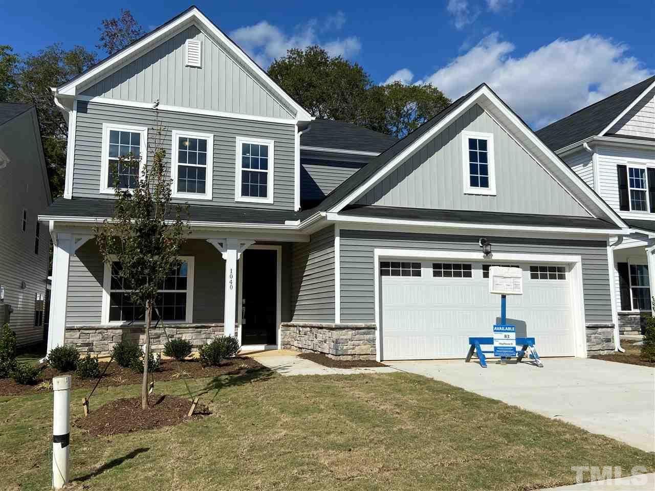 1040 Bellewood Park Drive #83 - Mayflower C, Angier, NC 27501 - MLS#: 2304967
