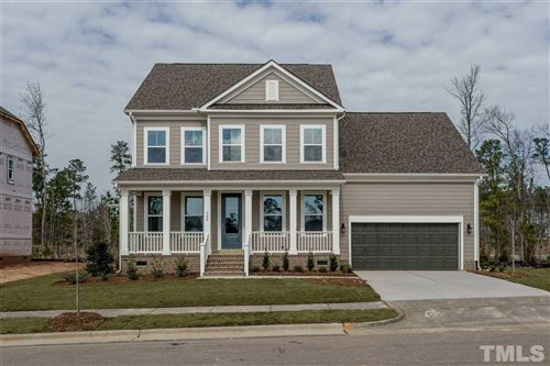 Photo of 300 Silent Bend Drive #Lot 15, Holly Springs, NC 27540 (MLS # 2266968)