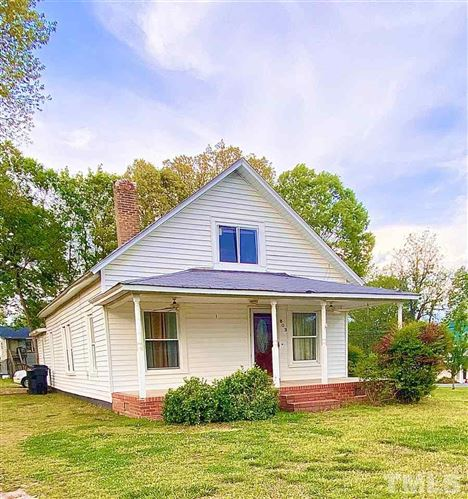 Photo of 603 Durham Street, Burlington, NC 27217 (MLS # 2312968)