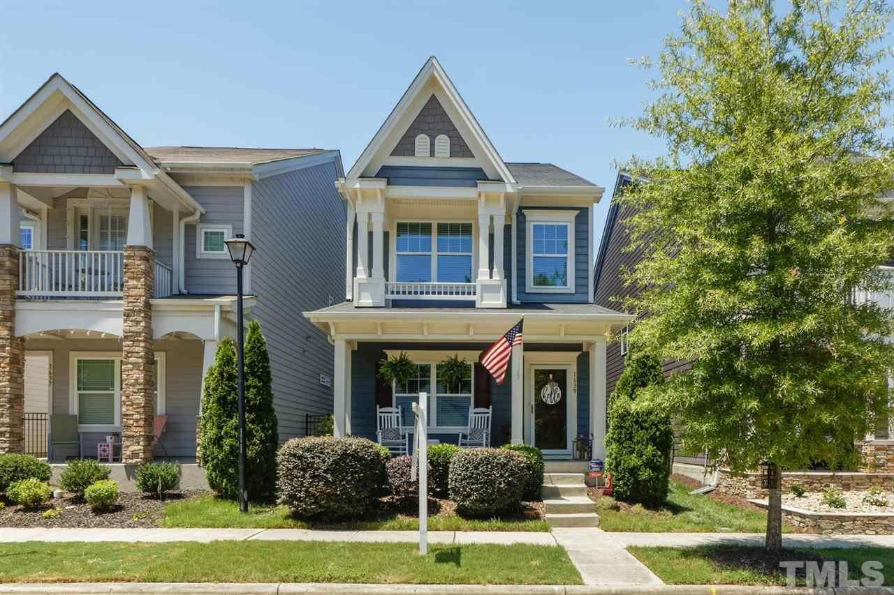 Photo of 1639 Main Divide Drive, Wake Forest, NC 27587 (MLS # 2389969)