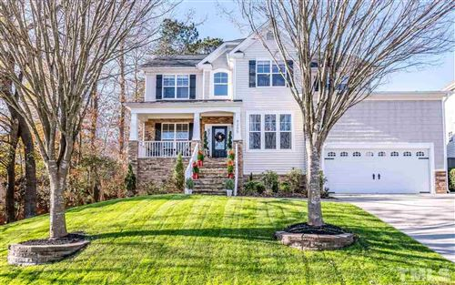 Photo of 9205 Linslade Way, Wake Forest, NC 27587-5052 (MLS # 2355970)