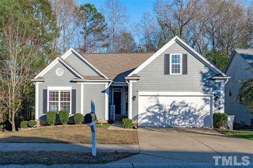 Photo of 205 Stone Hedge Court, Holly Springs, NC 27540 (MLS # 2354971)