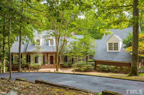 Photo of 2 Crow Hollow Road, Chapel Hill, NC 27514 (MLS # 2344974)