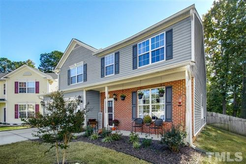 Photo of 133 Touvelle Court, Holly Springs, NC 27540 (MLS # 2414977)