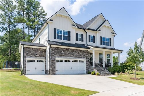Photo of 3222 Willow Green Drive, Apex, NC 27502 (MLS # 2409981)