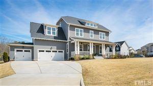 Photo of 501 Quaker Meadows Court, Holly Springs, NC 27540 (MLS # 2246982)