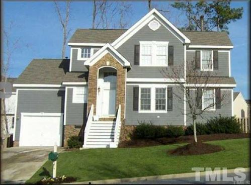 Photo of 205 Town Creek Drive, Cary, NC 27519-6919 (MLS # 2291983)