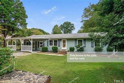 Photo of 8105 Buckskin Lane, Apex, NC 27539 (MLS # 2409983)