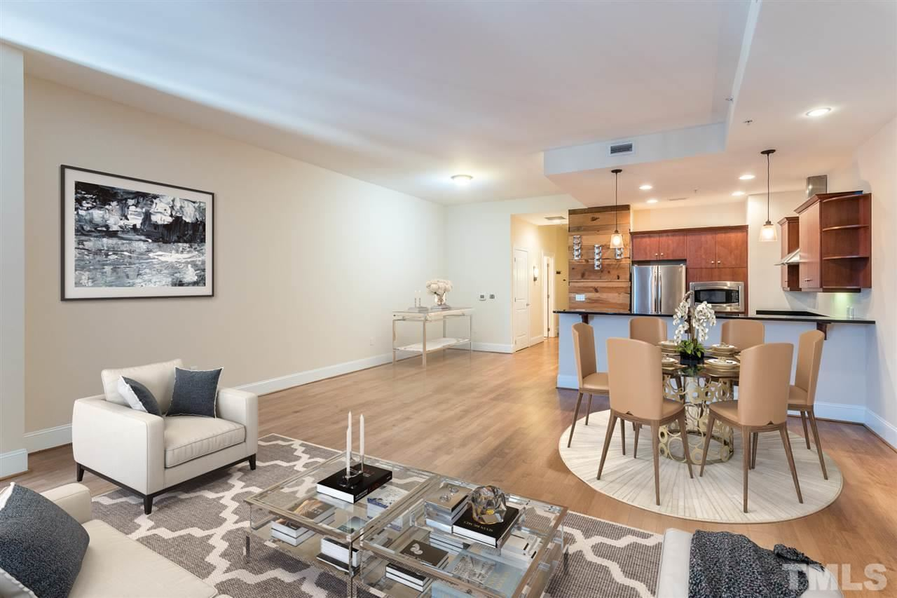 Photo of 400 W North Street #904, Raleigh, NC 27603 (MLS # 2327985)