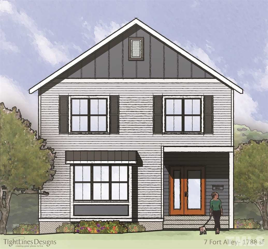 7 Fort Alley, Raleigh, NC 27601 - MLS#: 2332986