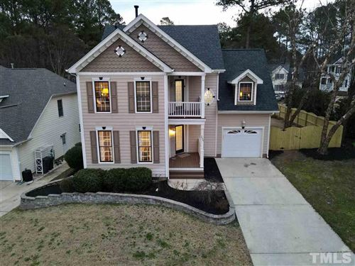 Photo of 200 Forestcrest Court, Apex, NC 27502 (MLS # 2366988)
