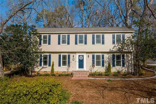 Photo of 500 Francisca Lane, Cary, NC 27511 (MLS # 2361989)