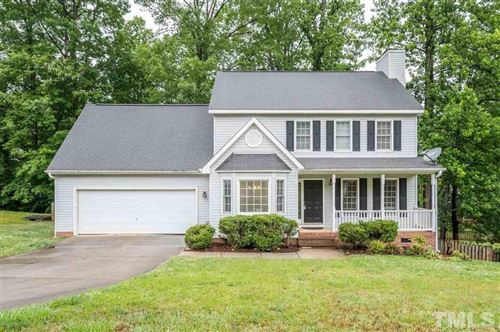 Photo of 205 Crossfire Road, Holly Springs, NC 27540 (MLS # 2329990)