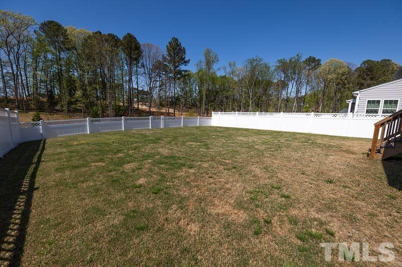 Photo of 3518 Johnson Grant Drive, New Hill, NC 27562 (MLS # 2376990)