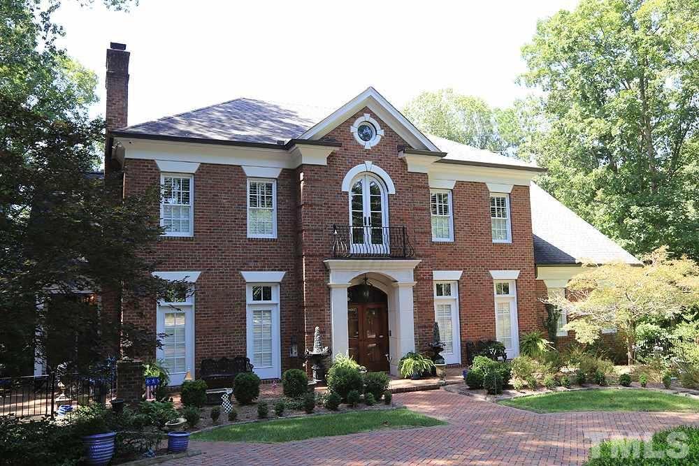 Photo of 705 Lakestone Drive, Raleigh, NC 27609 (MLS # 2340992)