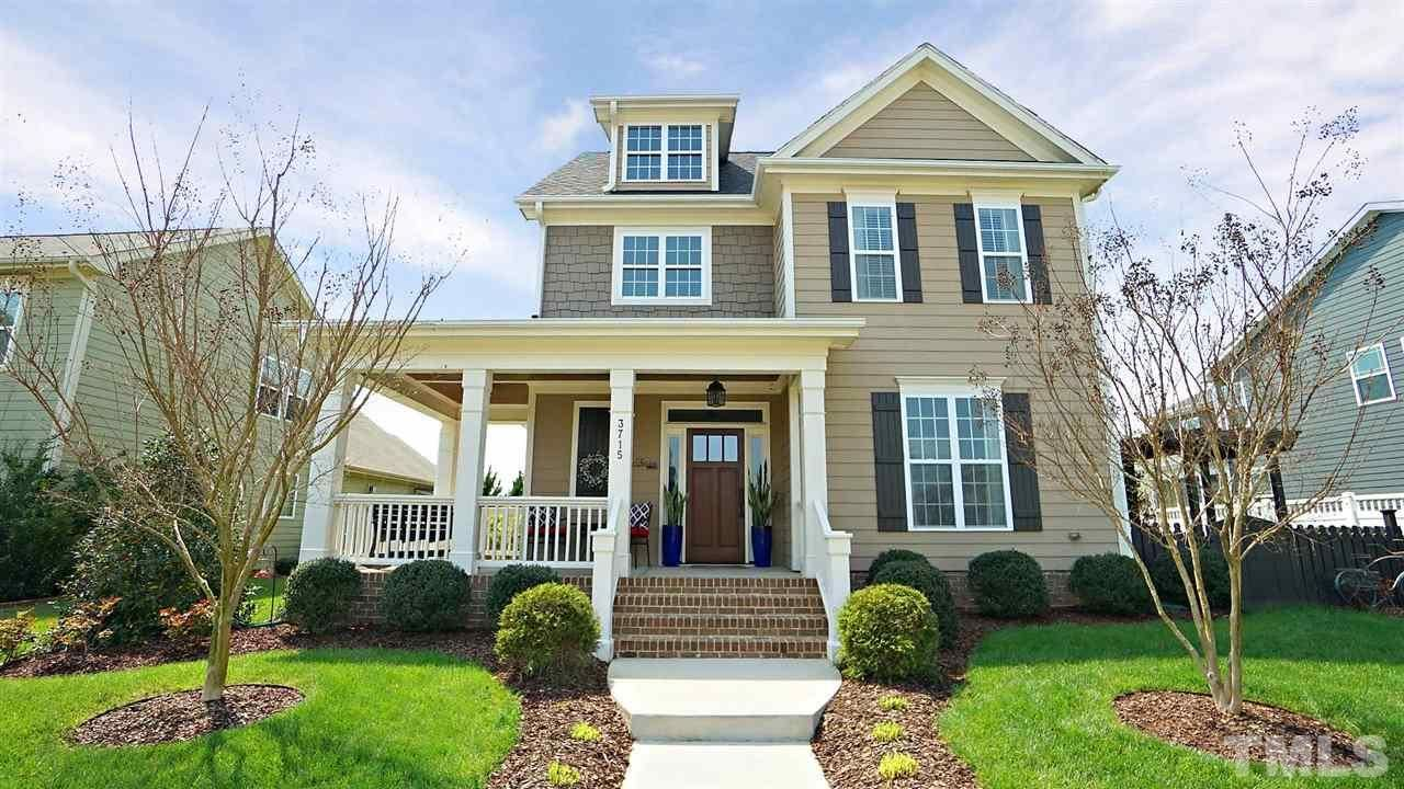 Photo of 3715 Olympia Drive, Raleigh, NC 27603 (MLS # 2376993)