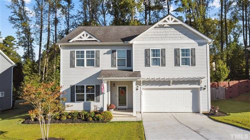 Photo of 409 Holden Forest Drive, Youngsville, NC 27596 (MLS # 2414994)