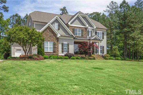 Photo of 129 Marsh Barton Drive, Holly Springs, NC 27540 (MLS # 2317995)
