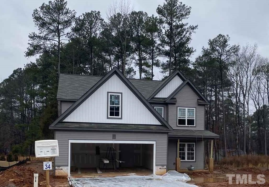 375 Stephens Way, Youngsville, NC 27596 - MLS#: 2295995