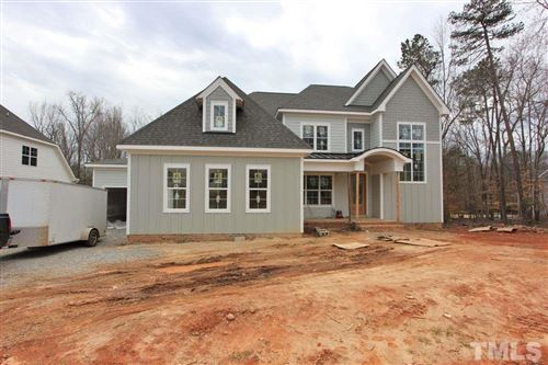 Photo of 3412 Donlin Drive, Wake Forest, NC 27587 (MLS # 2287998)