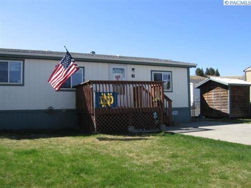 Photo of 255 NW Golden Hills #41, Pullman, WA 99163-2222 (MLS # 253022)