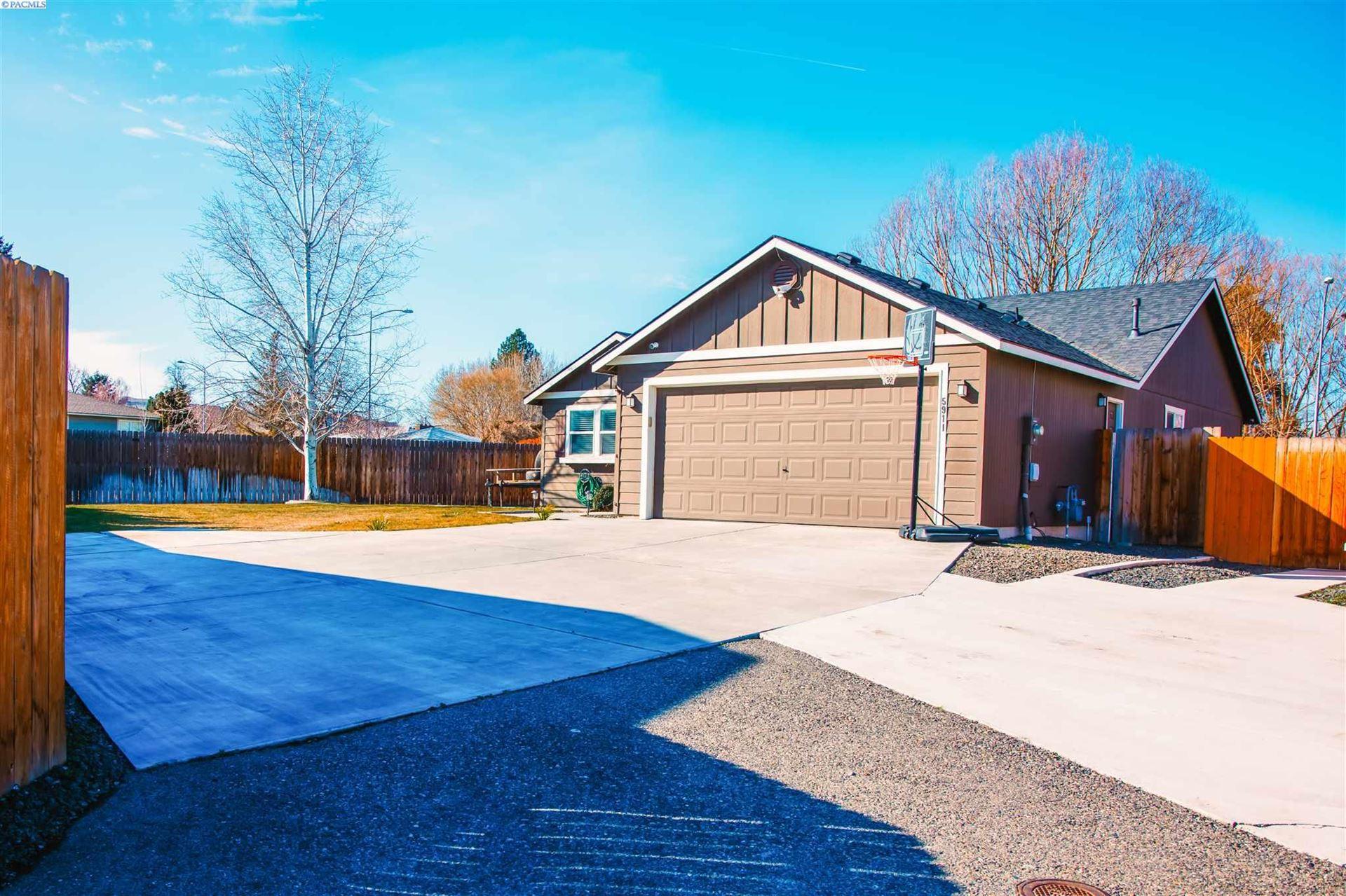 Photo of 5911 W 4th Place, Kennewick, WA 99336 (MLS # 252032)