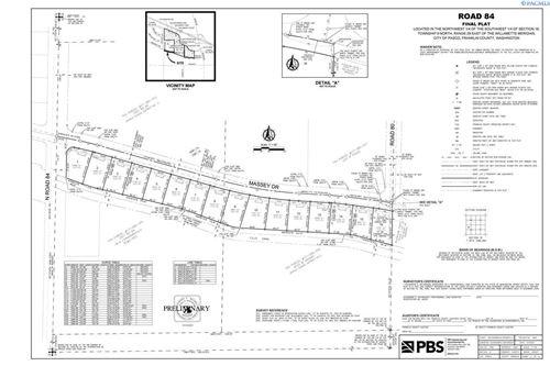 Photo of 0 Massey Drive, Pasco, WA 99301 (MLS # 251159)