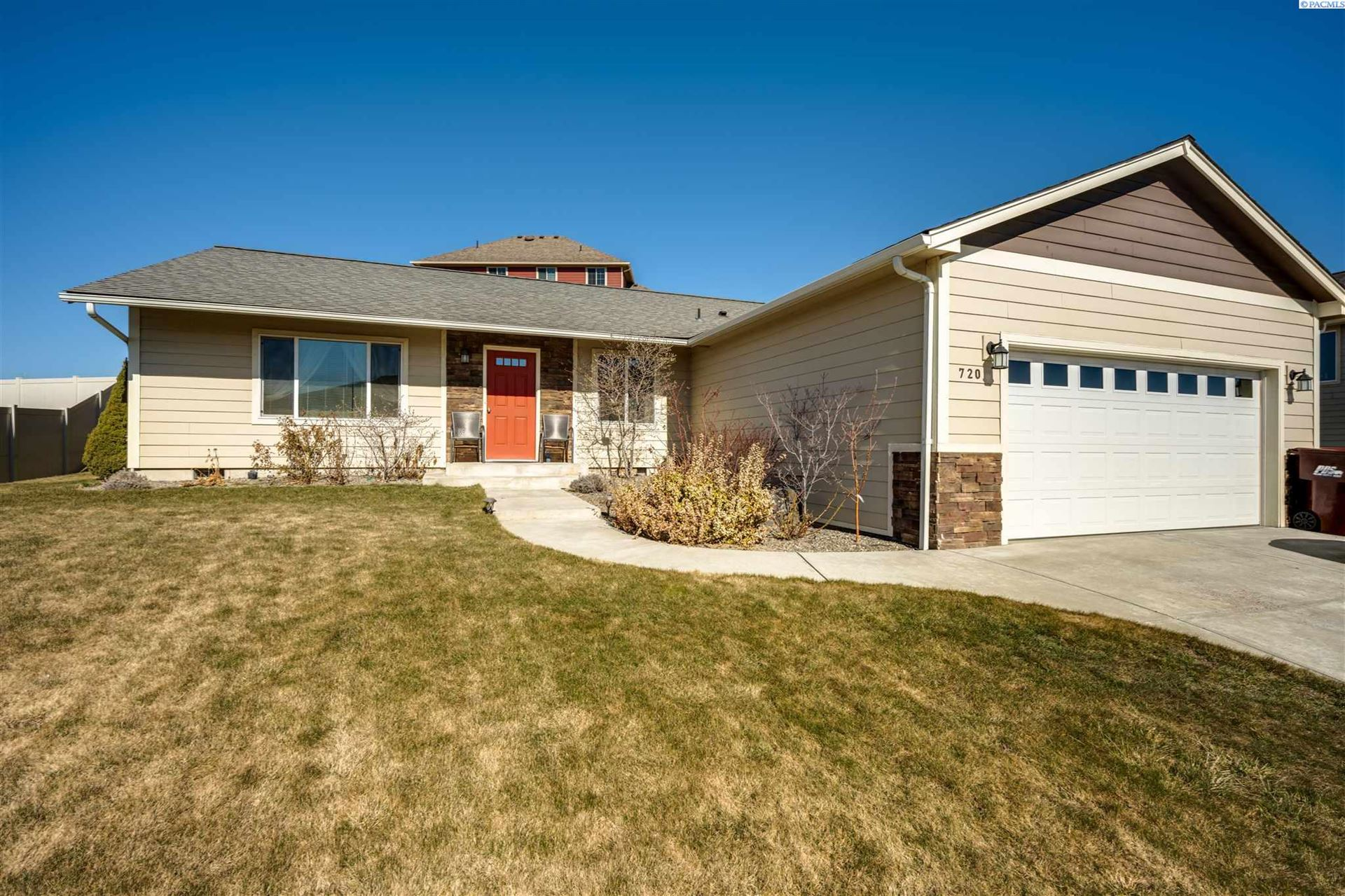 Photo of 720 NW Valley View Drive, Pullman, WA 99163 (MLS # 252238)