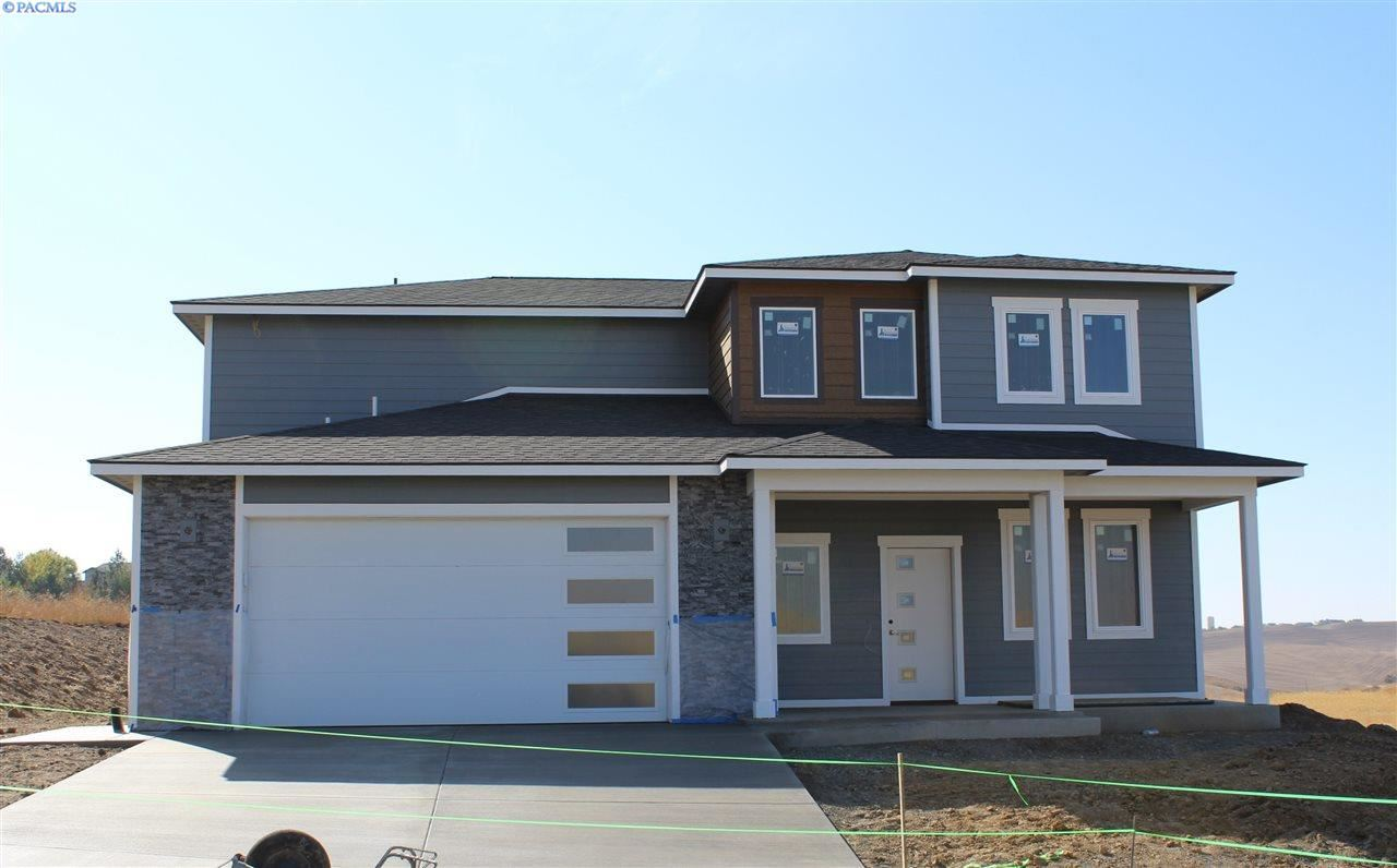 Photo of 2155 NW Canyon View Drive, Pullman, WA 99163 (MLS # 247246)