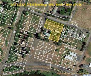 Photo of 123478 Breedings Block 7 West of C St, Palouse, WA 99161 (MLS # 230303)