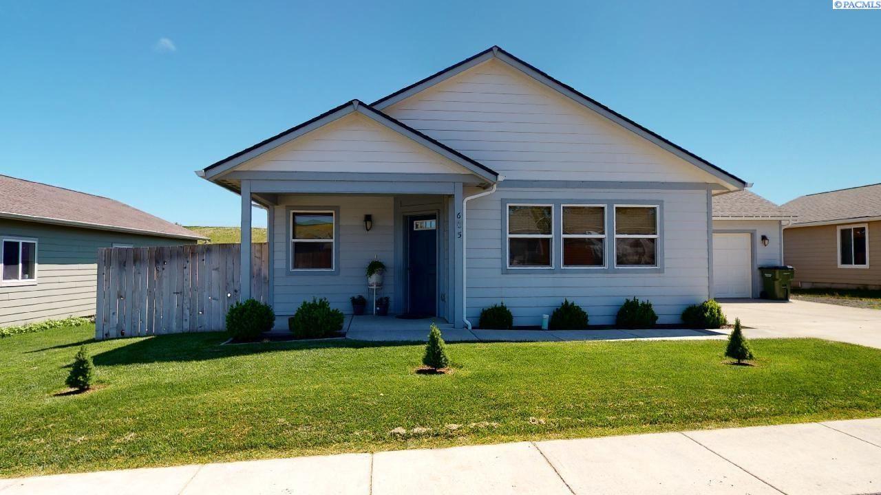 Photo of 605 Wheatland Court, Uniontown, WA 99179 (MLS # 254367)