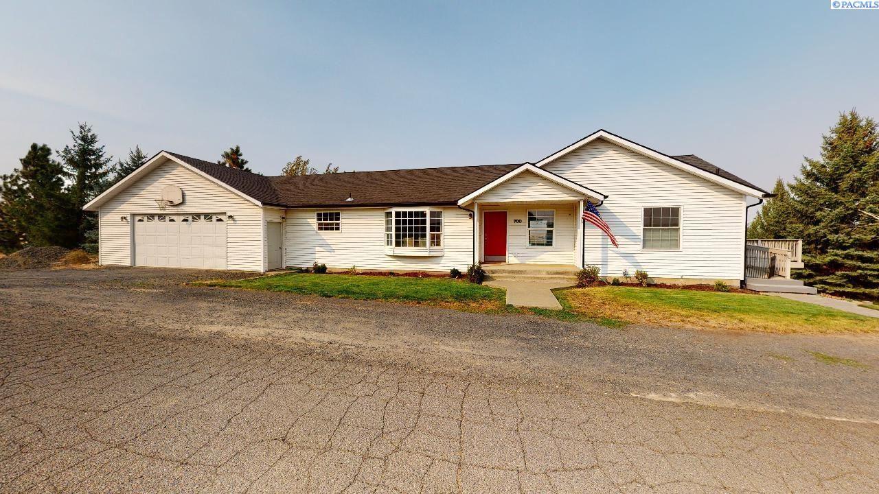 Photo of 700 S Crestview Drive, Colfax, WA 99111 (MLS # 256444)