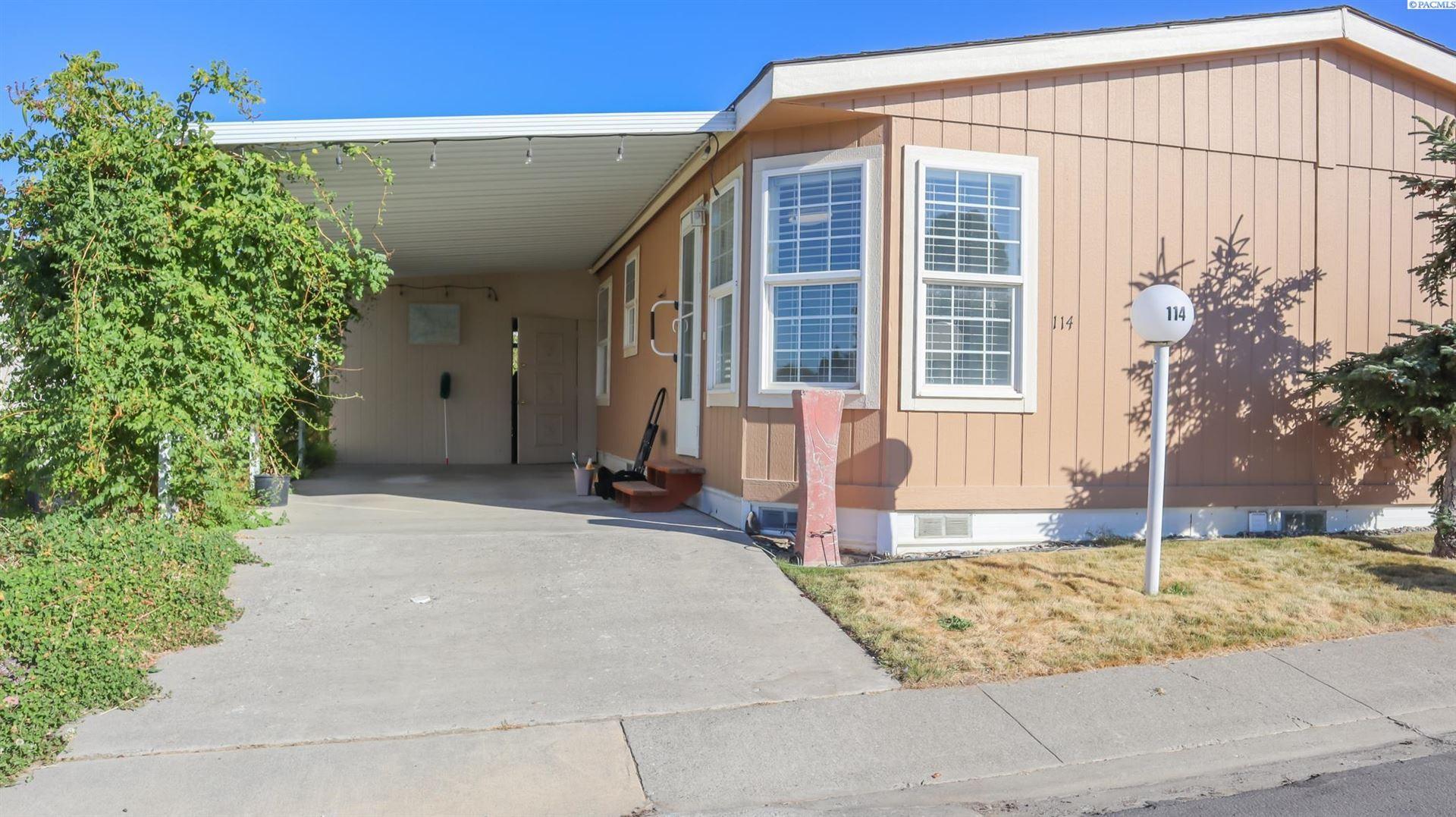 Photo of 7901 W Clearwater Avenue #114, Kennewick, WA 99336 (MLS # 256616)