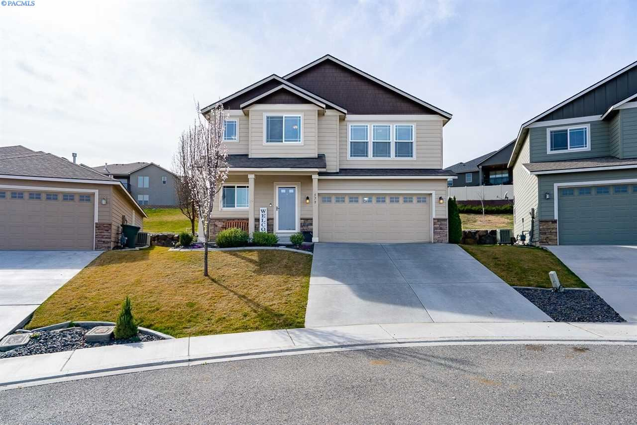 579 Lakerose Loop, Richland, WA 99352 - #: 245752