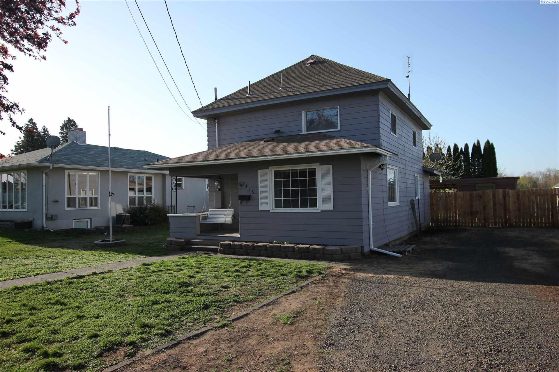 Photo of 1416 Ruth St, Walla Walla, WA 99362 (MLS # 252841)