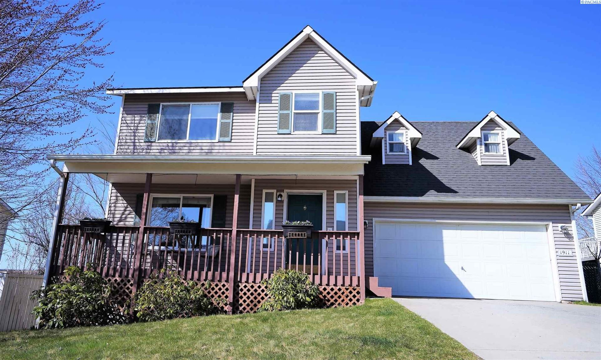 Photo of 1911 NW Canyon View, Pullman, WA 99163 (MLS # 252889)