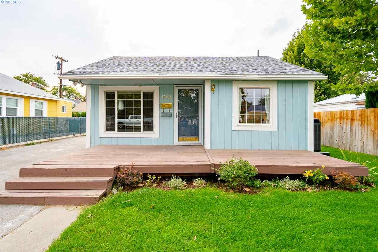 Photo of 1603 Marshall Ave., Richland, WA 99354-2864 (MLS # 248922)