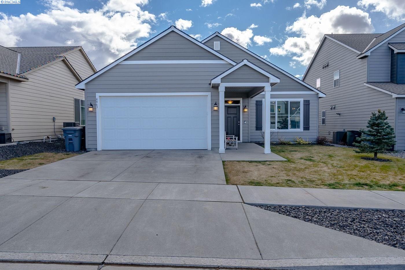 Photo of 4863 Corvina St., Richland, WA 99352 (MLS # 251944)