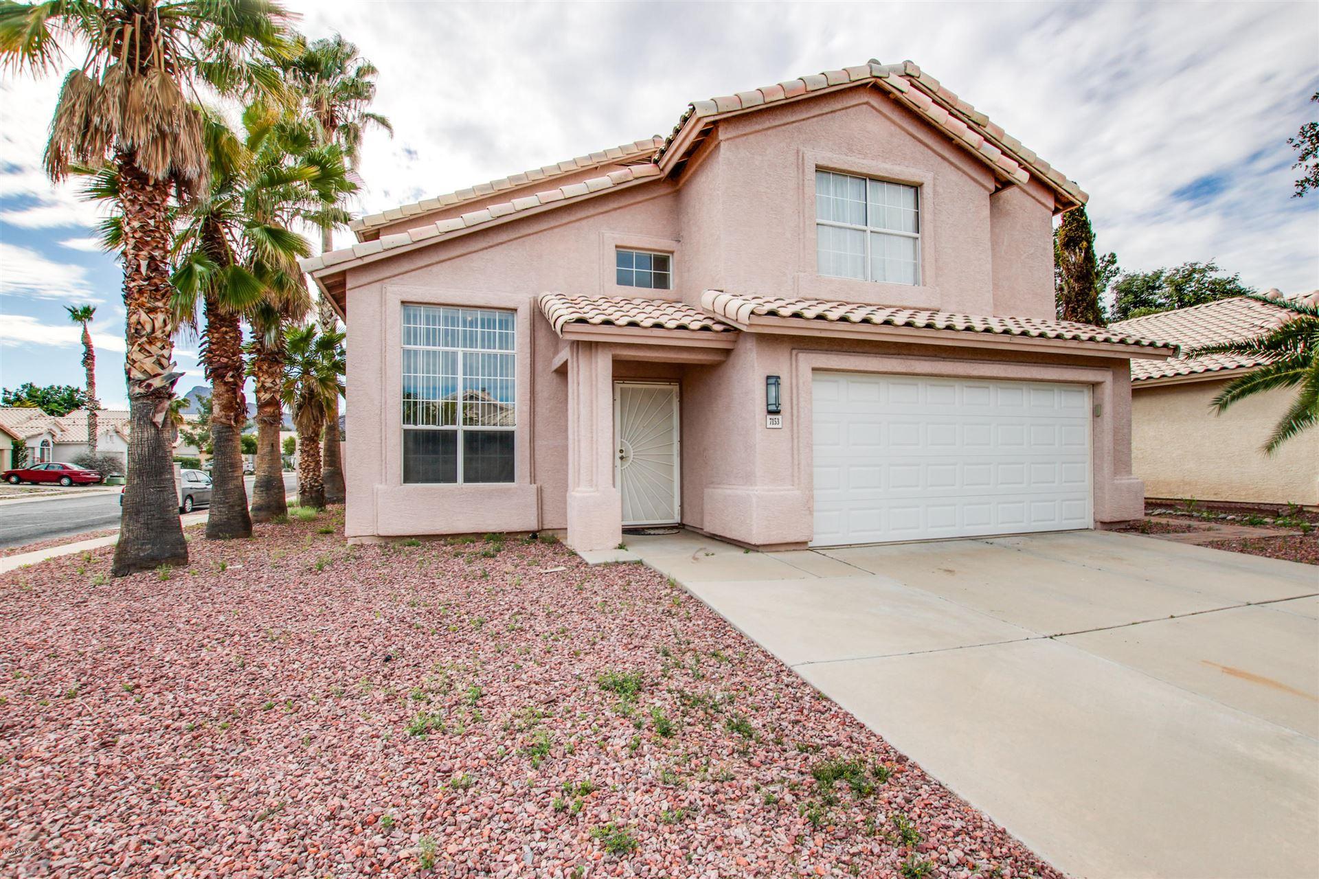 7153 W Odyssey Way, Tucson, AZ 85743 - #: 22005000