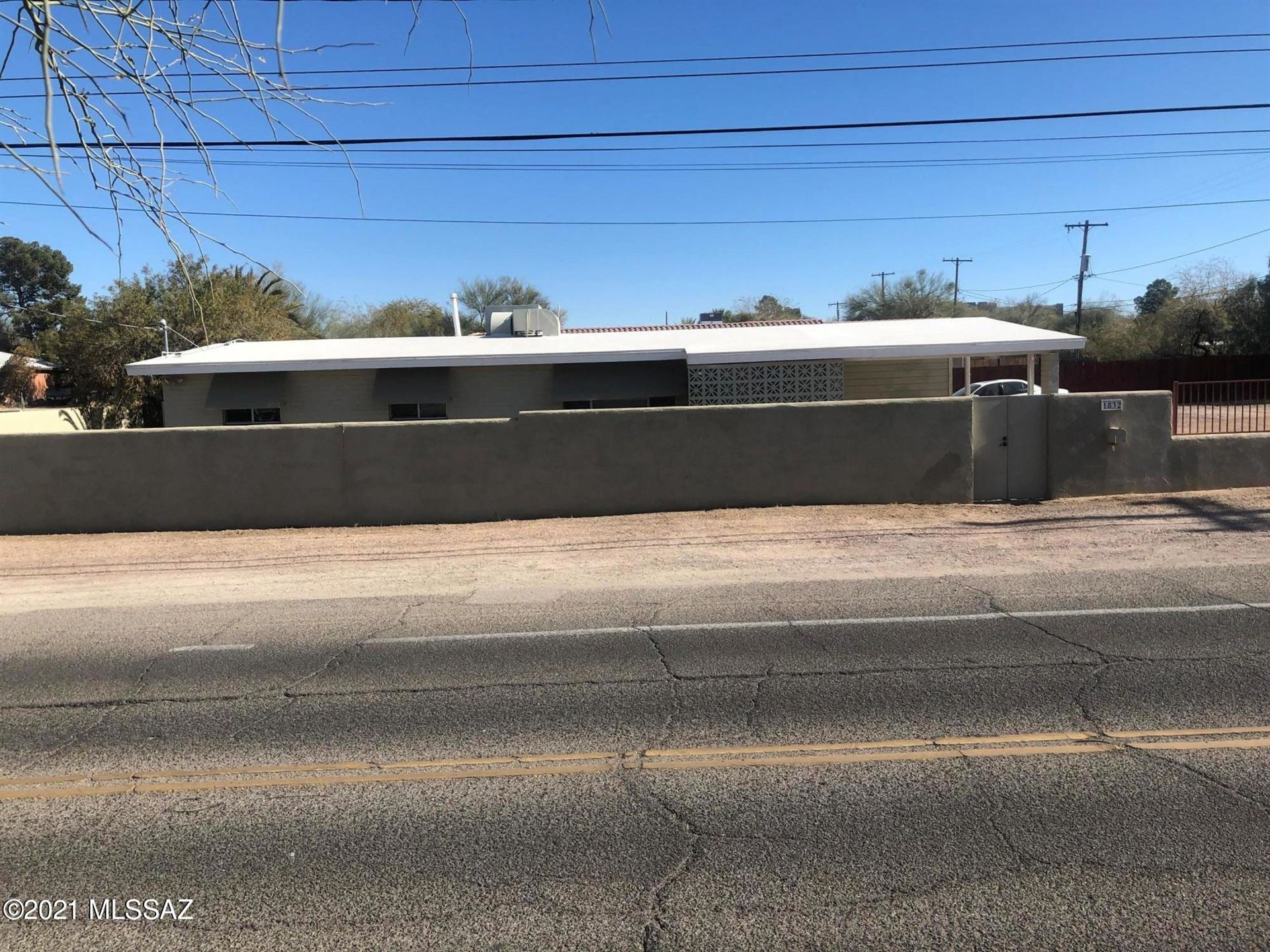 1832 N Park Avenue, Tucson, AZ 85719 - MLS#: 22101003
