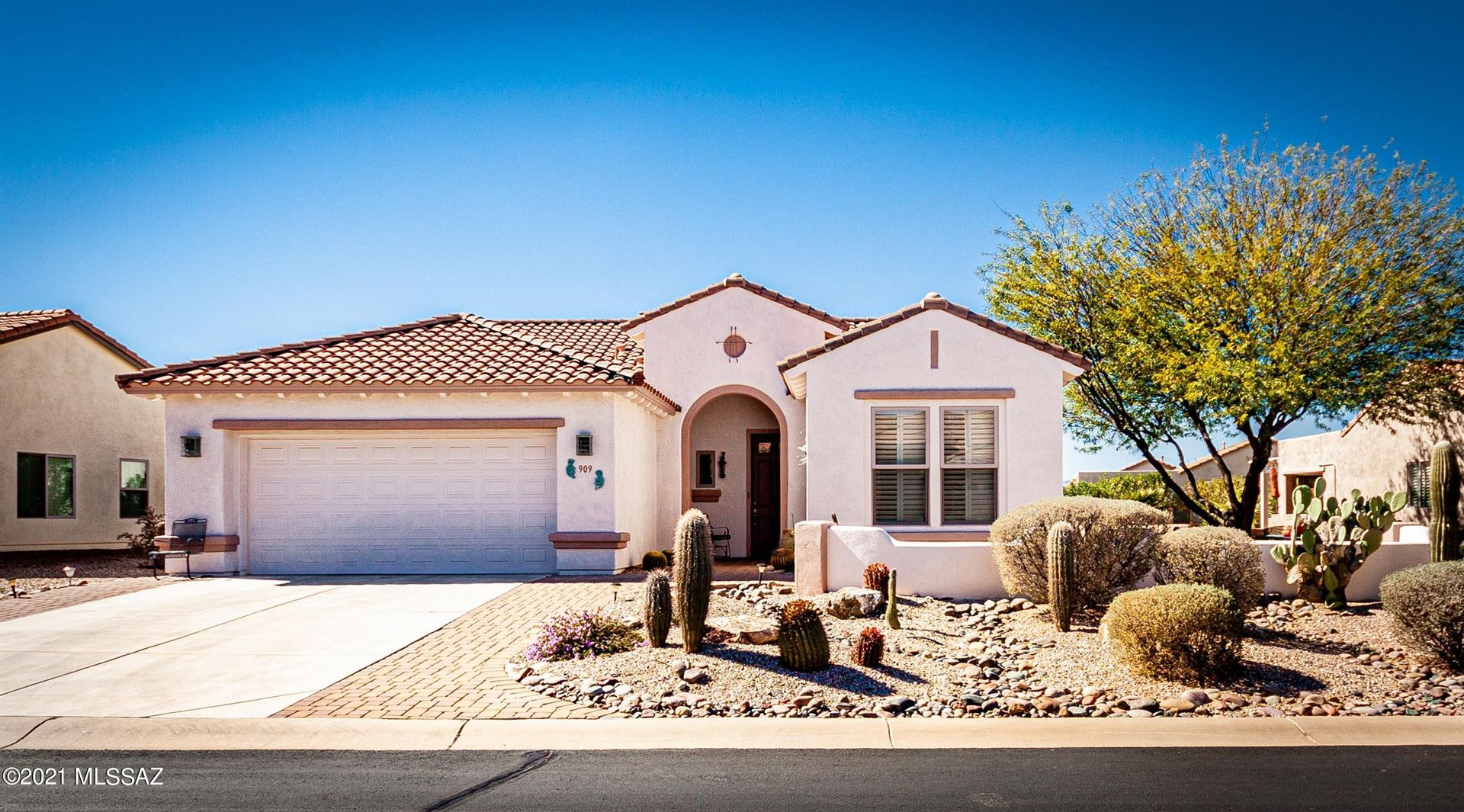 909 N Turquoise Vista Drive, Green Valley, AZ 85614 - MLS#: 22104005