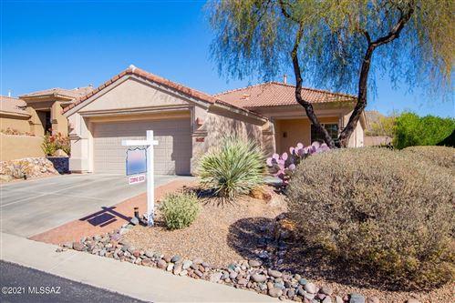 Photo of 13534 N Holly Grape Drive, Marana, AZ 85658 (MLS # 22101006)