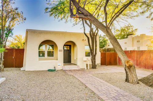 Photo of 2416 E Drachman Street, Tucson, AZ 85719 (MLS # 22113007)