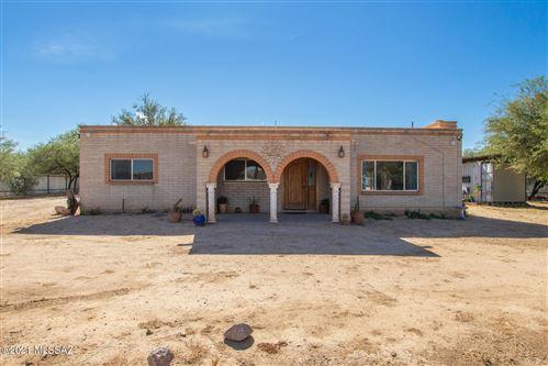 Photo of 4705 W Massingale Road, Tucson, AZ 85741 (MLS # 22122007)