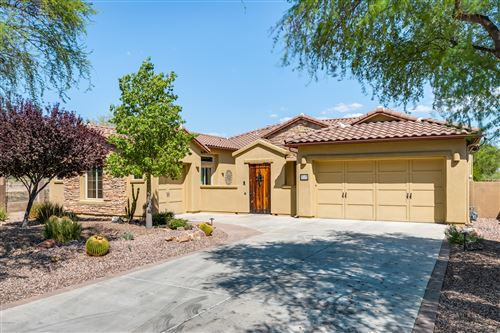 Photo of 13610 N Tessali Way, Oro Valley, AZ 85755 (MLS # 22024008)