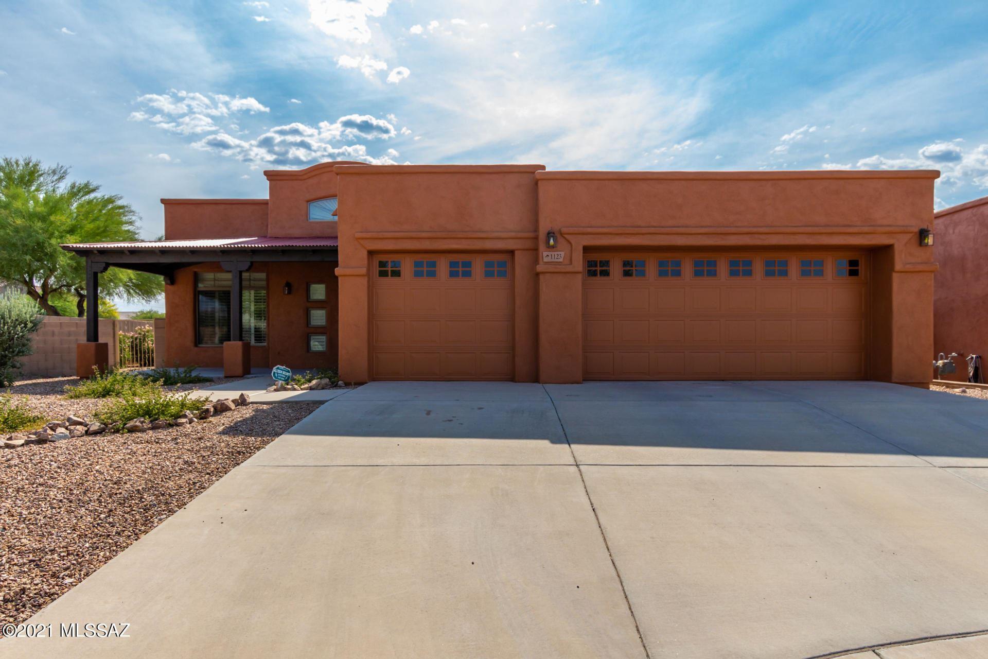 1123 N Copper Spur Court, Tucson, AZ 85715 - MLS#: 22118011
