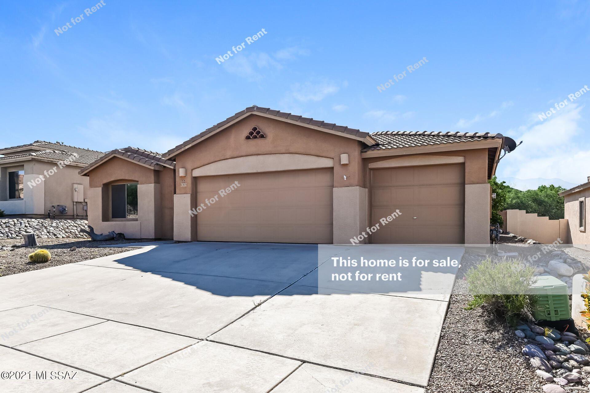 61025 E Eagle Heights Drive, Tucson, AZ 85739 - MLS#: 22123013