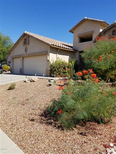 Photo of 9152 N Treasure Mountain Drive, Tucson, AZ 85742 (MLS # 22026020)
