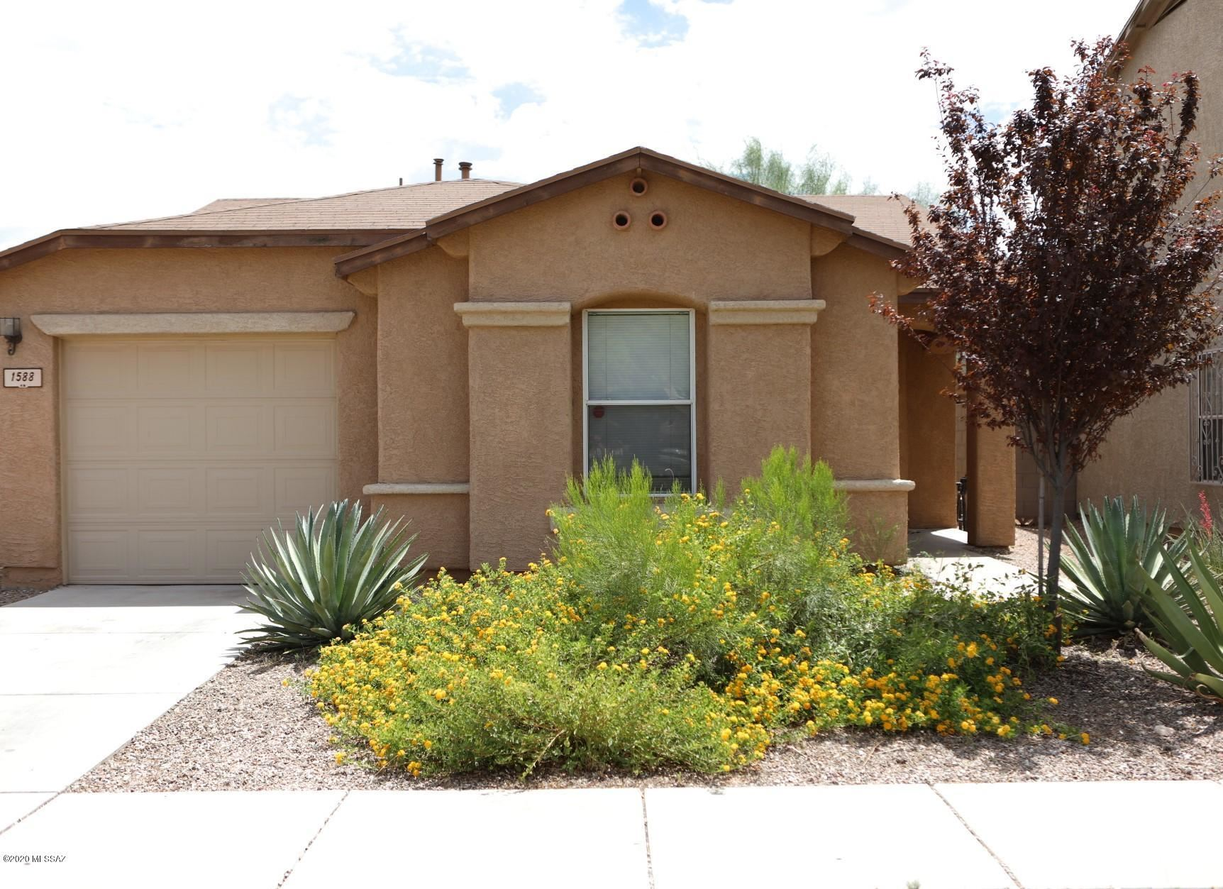 1588 E Balaton Place, Tucson, AZ 85706 - #: 22022020