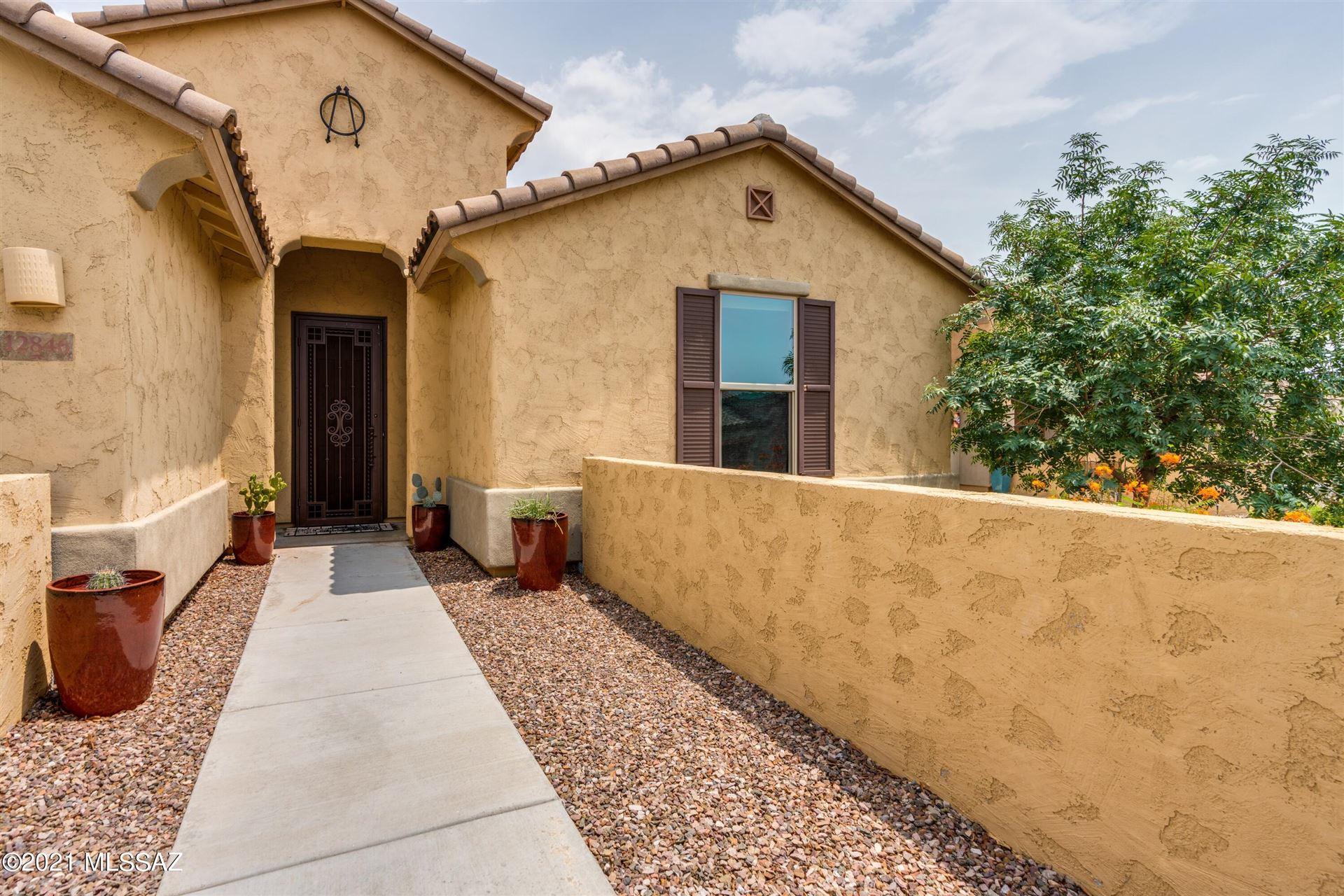 12846 N Via Vista Del Pasado, Oro Valley, AZ 85755 - MLS#: 22119021